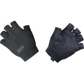 GORE WEAR C5 Krótkie rękawiczki rowerowe, czarny